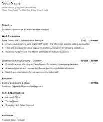 Examples Of Objecti  Resume Sample  Standard Registered Nurse Resume  Template Ersum Sample Of Entry Level Registered Nurse