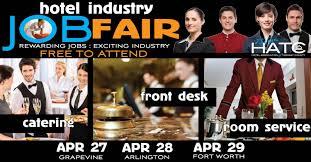 hatc hotel industry job fair hotel association of tarrant county hatc hotel industry job fair