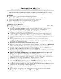 Pmp Resume Template  pmp resumes template project manager resume