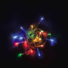 <b>Светодиодная гирлянда Feron</b> CL556 <b>линейная</b> разноцветная ...