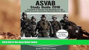 audiobook asvab study guide prep book practice test 00 17