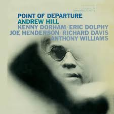 <b>Andrew Hill</b>: <b>Point</b> Of Departure (The Rudy Van Gelder Edition ...