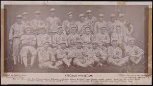 lot detail baseball magazine chicago white sox black sox 1919 baseball magazine chicago white sox black sox photo