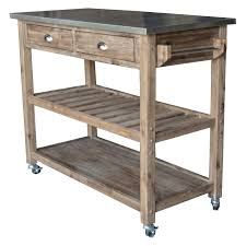 Crosley Kitchen Cart Granite Top Kitchen Carts Kitchen Island Cart Blueprints Reclaimed Wood Cart