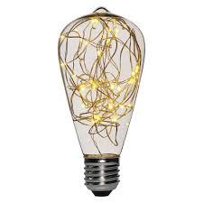 Светодиодная <b>лампа REV</b> Старри 2Вт <b>LED</b> Е27/ST64 2700К ...