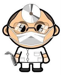 Znalezione obrazy dla zapytania stomatologist clipart