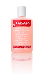PINK <b>NAIL POLISH REMOVER</b> | <b>Mavala</b> Switzerland