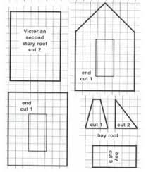 House blueprints  Gingerb and Gingerb houses on PinterestGingerb House  Victorian House Blueprint