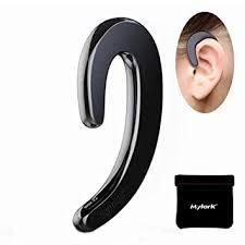 MYLARK <b>Bluetooth Headset Ear</b>-<b>Hook</b> Wireless <b>Headphones</b> ...