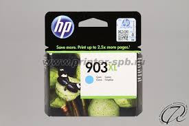 <b>Картридж HP 903XL</b> cyan/голубой | Hewlett-Packard <b>T6M03AE</b>