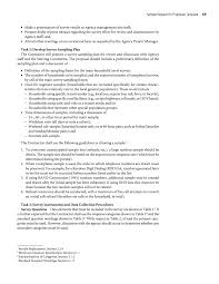 chapter sample request for proposals template standardized page 69