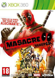 Masacre Deadpool RGH + DLC Xbox 360 Español [Mega+]