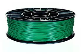 <b>Пластик</b> REC <b>ABS</b> 0,75 кг (<b>зеленый</b>)