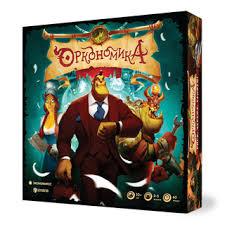 <b>Настольная игра Экономикус</b> Оркономика - купить семейную ...