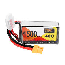 <b>Zop power 11.1v</b> 1500mah 40c 3s lipo battery xt60 plug Sale ...
