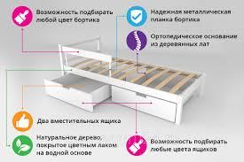 <b>Кровать тахта Бельмарко Skogen</b> купить в Уфе в интернет ...