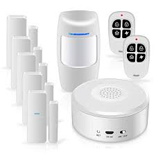 Smart Security System WiFi Alarm System Kit, with ... - Amazon.com