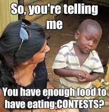 Third World Kid On Pinterest African Kids Kid Memes And World ... via Relatably.com