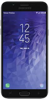 <b>Samsung Galaxy J3</b> V 3rd Gen - 8MP Camera, 5-inch Screen, $0/m