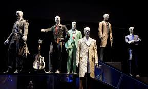 Exhibition interior of '<b>David Bowie</b> is…' - Victoria and Albert Museum ...