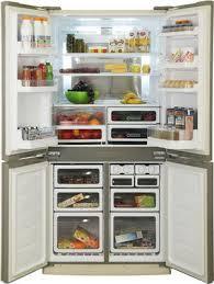 Многокамерный <b>холодильник Sharp SJ-EX 98 FBE</b> купить в ...