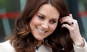 Why Kate Middleton wears three rings on her <b>engagement finger</b> ...