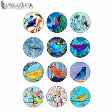 Craft Supplies & Tools Cabochons Chinese style--09 The 12mm ...