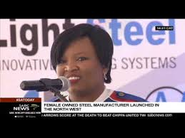 Female owned <b>steel</b> manufacturer launched in the North West ...