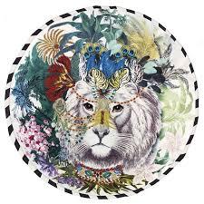 <b>Jungle King</b> Opiat Decorative Pillow
