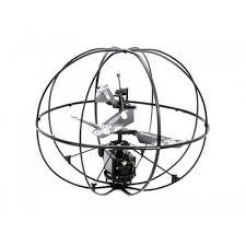 <b>Радиоуправляемый вертолет</b>-шар <b>Happy Cow</b> Robotic UFO ИК ...