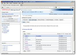 within obiee itself in common with all oracle fusion middleware 11g based products you actually assign application permissions and privileges to obiee administration