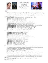crew resume koncept international curriculum vitae for service film crew resume film crew resume