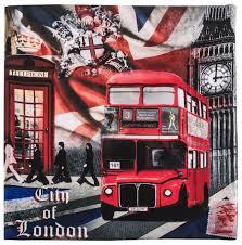 <b>Чехол для подушки</b> Gift'n'Home Лондонские Фантазии 40х40 см ...
