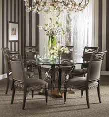 Round Glass Dining Room Table 60 Round Glass Dining Table Furniture Contemporary Dining Room