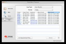 Upgrading to OS X to 10.8 Mountain Lion with Trend Micro Security for OS X | OIT Website