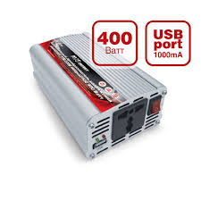 <b>Инвертор</b> автомобильный <b>AVS IN-400W</b> по цене 1 945 руб ...