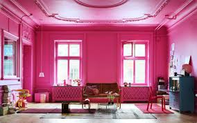 Pink Living Room Furniture Cool Bold Living Room Colors Ideas Pizzafino