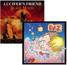 Interview/Giveaway: <b>Lucifer's Friend</b> and The Raz Band - Goldmine ...