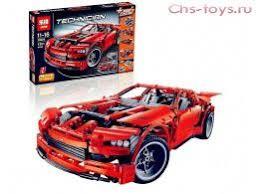 <b>Конструктор LEPIN</b> Technic <b>Суперавтомобиль 20028</b> (Аналог ...