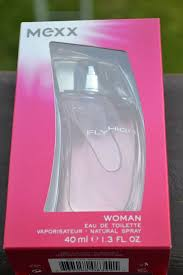 Details about <b>Mexx Fly High Woman</b> edt BNIB 40ml/1.3fl.oz. --Made ...