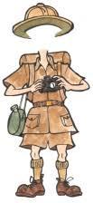 safari cartoon ile ilgili görsel sonucu