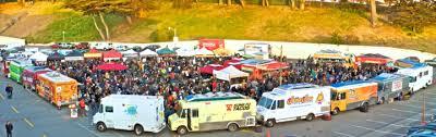 More local <b>food</b> trucks join Berkeley's first Off The <b>Grid</b>