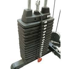 <b>Опция весовой стек</b> Body Solid SP300