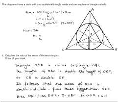 give me math problems to solve best worksheet figure 1 multiple solution methods for a geometry task