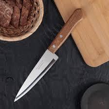 <b>Нож кухонный 15 см</b> Tramontina Universal, с деревянной ручкой ...
