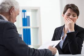 how to bomb your first interview mary kraft staffing and hr first interview
