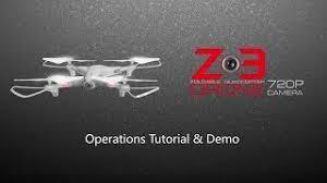 <b>Радиоуправляемый квадрокоптер Syma</b> Z3 на радиоуправлении ...