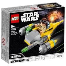 «<b>Конструктор LEGO STAR WARS</b> Микрофайтеры: Истребитель с ...