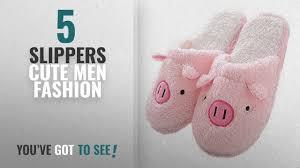 Top 10 Slippers <b>Cute</b> [Men <b>Fashion Winter</b> 2018 ]: WYSBAOSHU ...