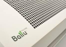 Водяная <b>тепловая завеса Ballu BHC-M10-W12</b> (пульт BRC-W ...